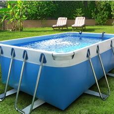 Piscineitalia piscine fuori terra tubolari laguna for Piscina fuori terra 3x2