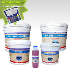 Kit volume acqua 50-80 mc