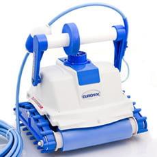 Robot pulitore eurovac for Piscina 5x3 fuori terra