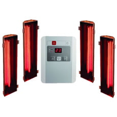 SET Lampade a infrarossi - GRUPPO B