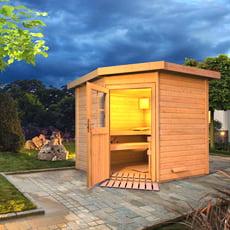 Sauna da giardino Palmira 2