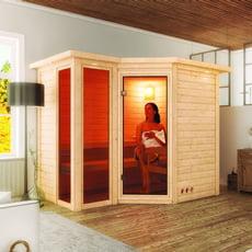 Sauna finlandese Tamara 40 mm