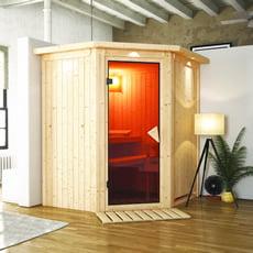 Sauna finlandese Teresa 68 mm