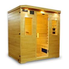 Sauna a Infrarossi Giada