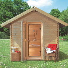 Sauna giardino Garden 1