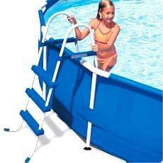 piscineitalia scalette per piscina fuori terra piscine