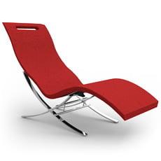 Sedia a sdraio SERENDIPITY CHAISE da interni/centro benessere