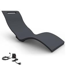 Sedia a sdraio SERENDIPITY CHAISE - solo seduta con riscaldamento
