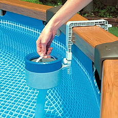 piscineitalia skimmer galleggiante intex