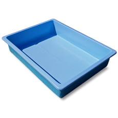 Vasca lavapiedi per piscine 80x100 h 8 cm